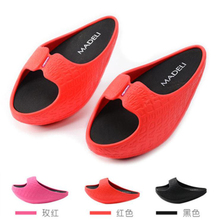 New Women Sandals Body-shaping Slippers Summer Sporting Fitness Shaking Slides Shoes