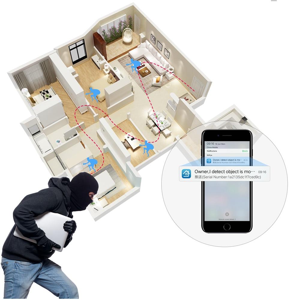DEFEWAY Video Vigilancia Kit 4CH DVR Sistema de cámara de seguridad - Seguridad y protección - foto 4