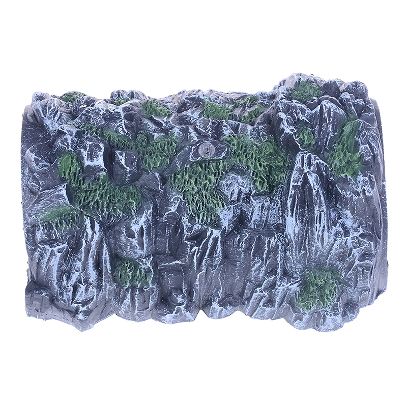 1:87 Scale Cave Model DIY Sand Table Model Railway Train Tunnel Garden Miniatures Figurines Art Crafts Gift For Boys Home Decor