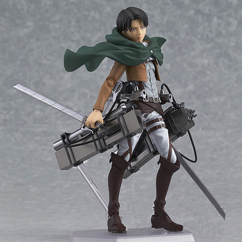 14cm anime Attack on Titan Eren Yeager Figma PVC action Figure shingeki no Kyojin Mikasa Model Figures Toy Gift anime vocaloid hatsune miku figma ex 037 twinkle snow ver figma 307 pvc action figures collectible model kids toys doll 14cm