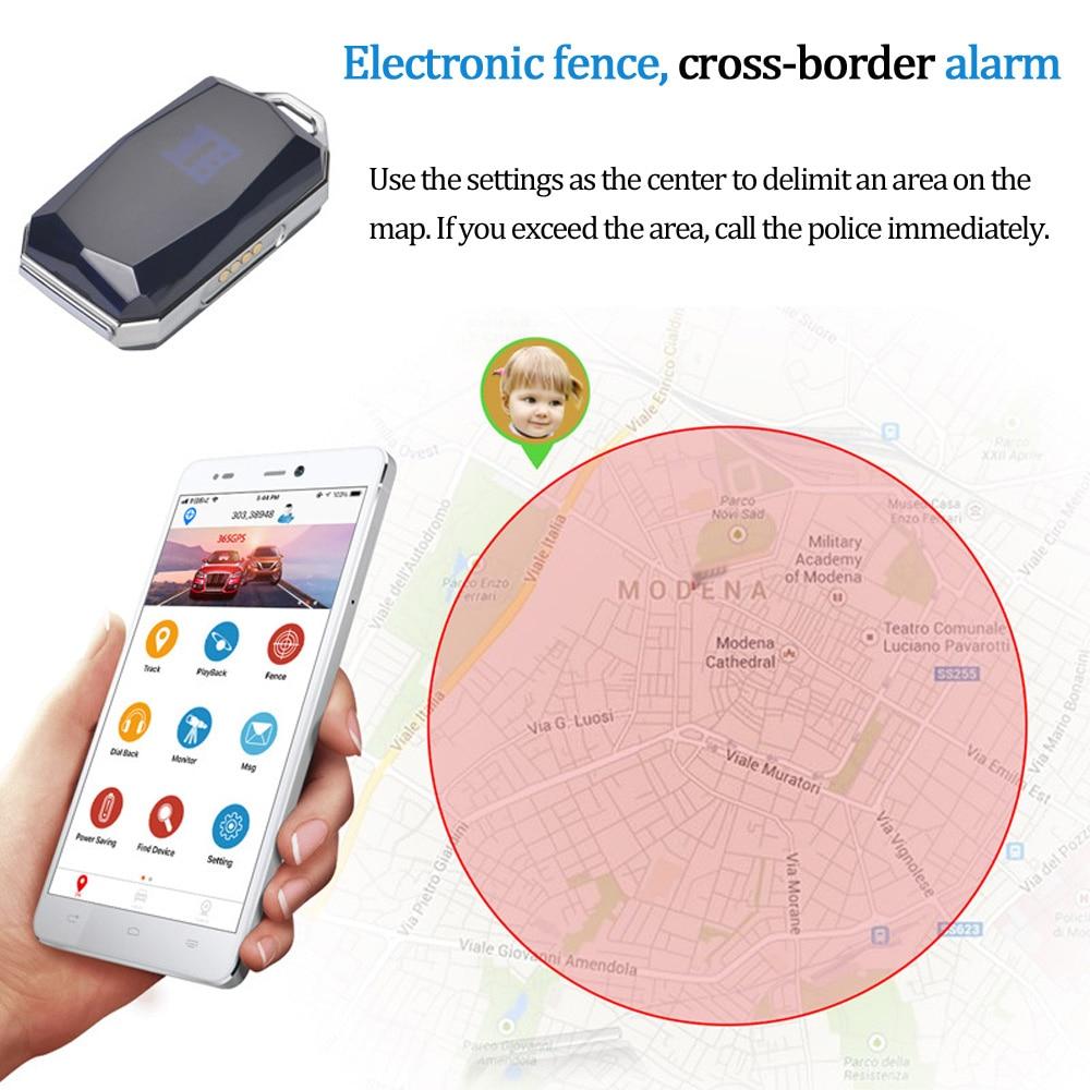 New Arrival IP67 Waterproof Pets Dog Collar Tracker Pet GPS GSM AGPS Wifi LBS Mini Light  Cats Cattle Sheep Tracking Locator