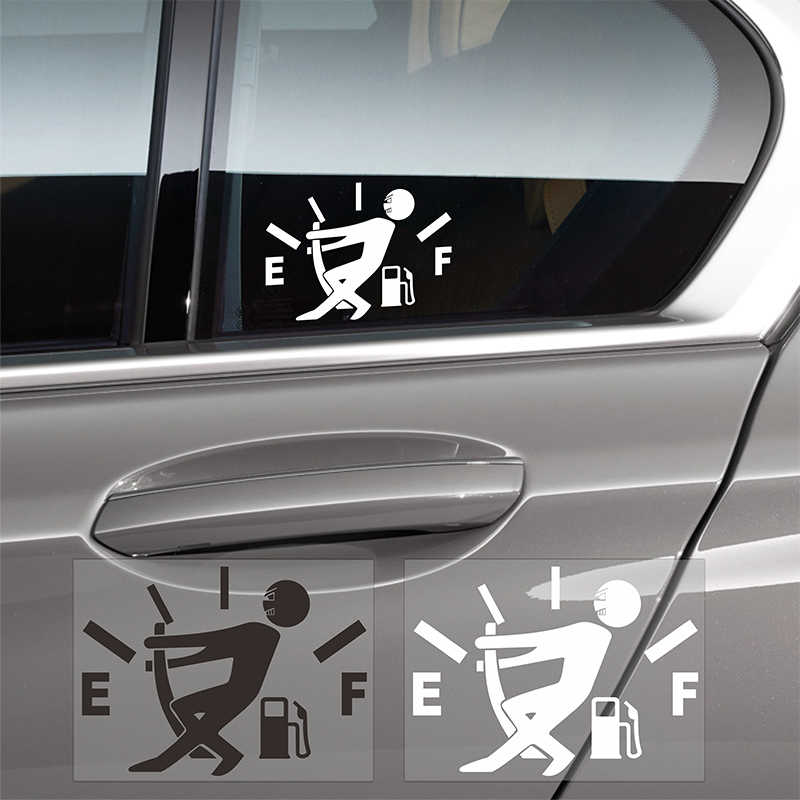 รถถังน้ำมันเชื้อเพลิงสติกเกอร์รูปลอกสำหรับ Nissan Juke Citroen berlingo Volkswagen Transporter T5 Ford Transit Ford S-Max Ford fiesta 2009