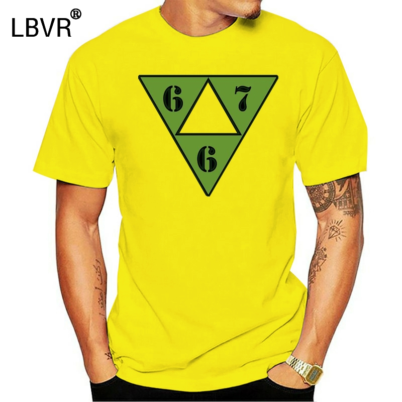 Men tshirt 667 Logo Unisex T Shirt Printed T-Shirt tees top
