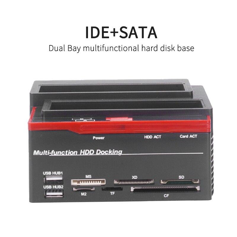 New SATA IDE Docking Station 2.5/3.5