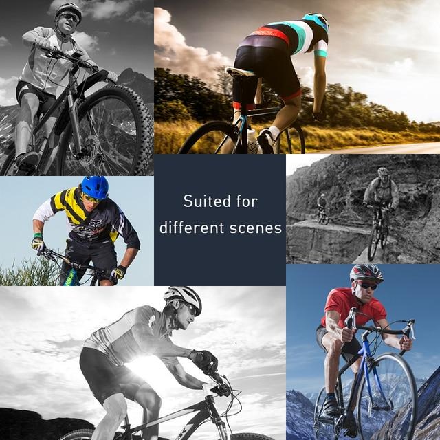 Roidismtor ciclismo eyewear bicicleta óculos de sol dos esportes dos homens mtb ciclismo estrada óculos de proteção à prova vento 6