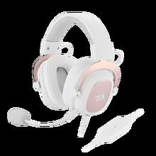 Redragon-auriculares de juego H510 Zeus con cable, estéreo envolvente, espuma de memoria, micrófono extraíble para PC/y Xbox One PS4, 7,1