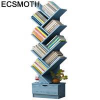 Boekenkast Bois Dekorasyon Estanteria Para Libro Kids Mobili Per La Casa Rack Retro Decoration Furniture Book Shelf Case