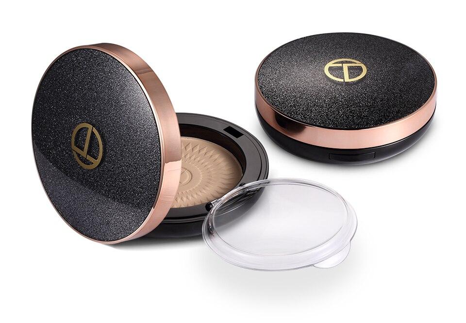 natural mineral rosto corretivo óleo-controle clareamento maquiagem