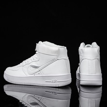 2019 New HotFashion High Top Men Shoes Trend Hot Sale Light Sneakers Quality Comfortable Casual Air