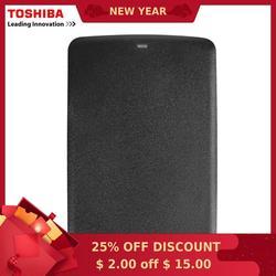 Toshiba Canvio Основы готовый 3 ТБ жесткий диск HDD 2,5 USB 3,0 внешний жесткий диск SATA 2 ТБ 1 ТБ 500G жесткий диск externo накопитель на жестком диске