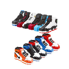 2019 different air sport Basketball shoes jordan brick aj assemable model diamond building block toy collect collection toys