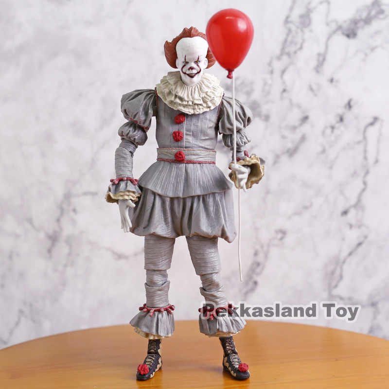 "NECA Stephen King's It 2017 ultime Pennywise 7 ""échelle PVC figurine à collectionner modèle jouet"