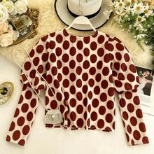 Autumn 2019 new shirt female design sense court wi