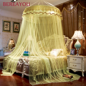 Nordic Mosquito Net Bed Canopy For Bedroom Kids room Bed Tent Encrypted Baby Mosquito Net Princess Lace mosquitero para cama