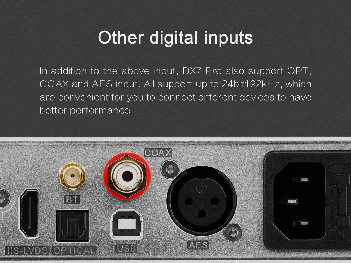 Topping Dx7 Pro Es9038pro Support Dsd1024 32bit 768khz Bluetooth 5 0 Ldac Hi Res Audio Dac Headphone Amplifier Headphone Amplifier Aliexpress
