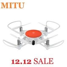 Миниатюрный Радиоуправляемый Дрон MiTu Mi, мини Радиоуправляемый Дрон, Квадрокоптер с Wi Fi, FPV, 720P, HD камера, мультиаппарат, инфракрасная сражение, BNF, Дрон, игрушка