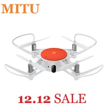 MiTu 미니 RC 드론 Mi Drone 미니 RC 드론 Quadcopter 와이파이 FPV 720P HD 카메라 멀티 머신 적외선 전투 BNF 드론 장난감