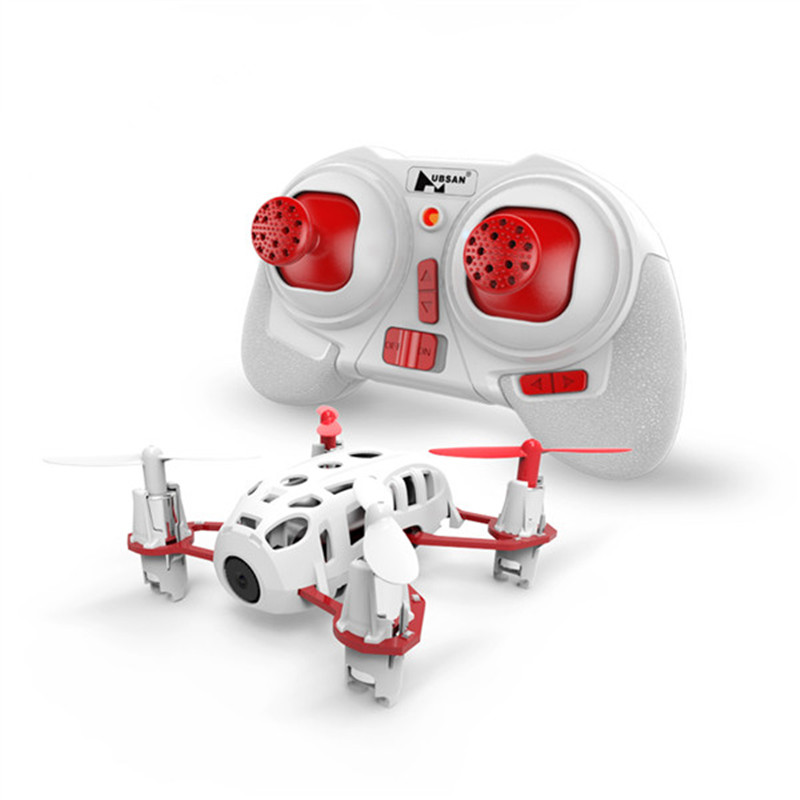 "Hubsan H111C Q4 בתוספת 2.4G 4CH HD מצלמה 3D סלטות RC Quadcopter מזלט RTF מל ""טים עם מצלמה Quadacopter עבור ילדים מיני Drone"
