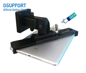 Image 5 - New Tablet stand holder desk stand/wall mounted anti thief for 7 13 inch variety size tablets, universal tablet stand with lock