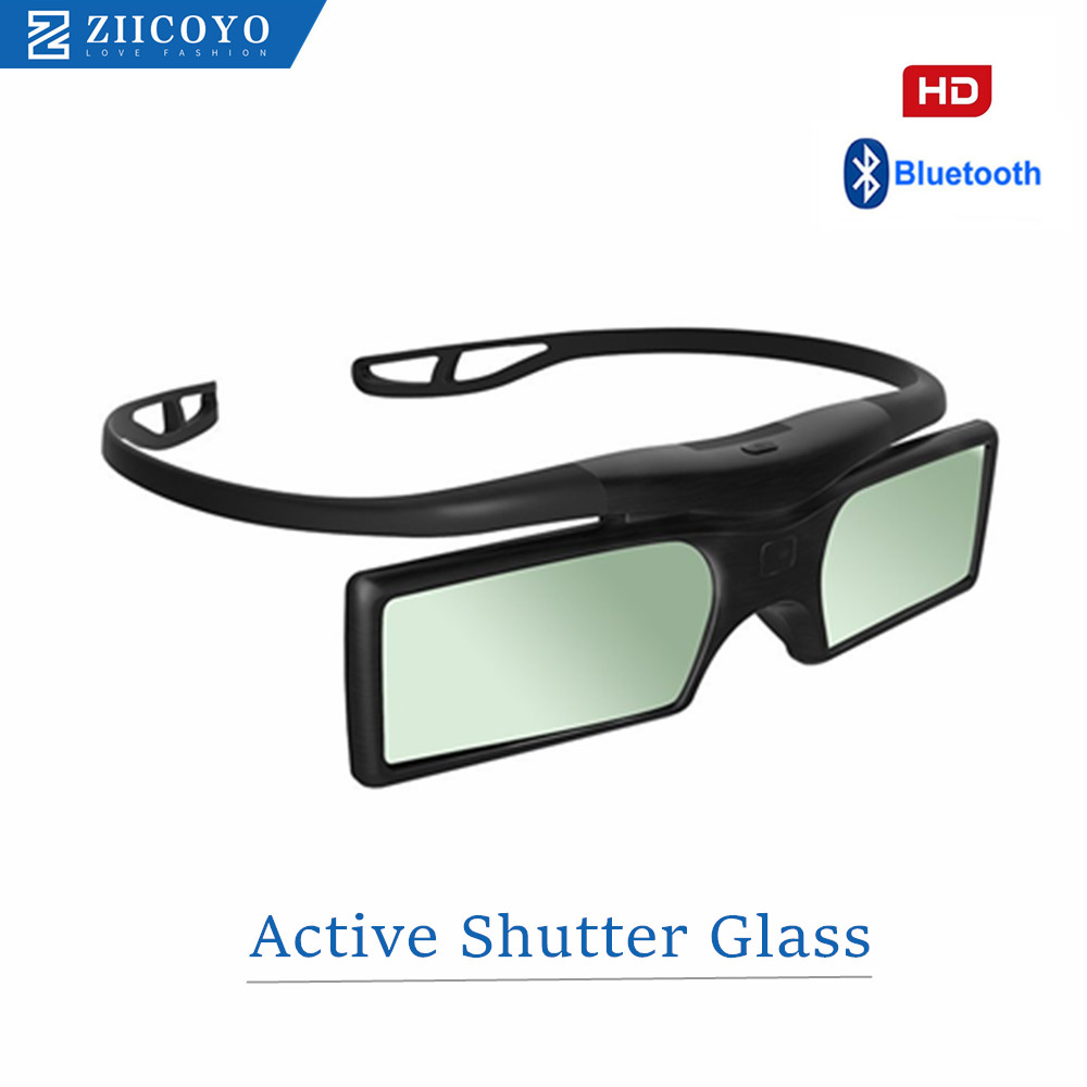 Add 3 Detachable 3D Active Shutter Glasses at 10% OFF