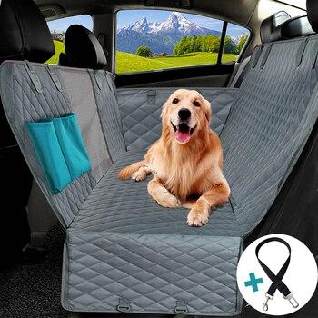 Гамак Prodigen, водонепроницаемый защитный матрас на багажник автомобиля для собак и домашних животных, чехол для на автомобильное сиденье для перевозки собак 1