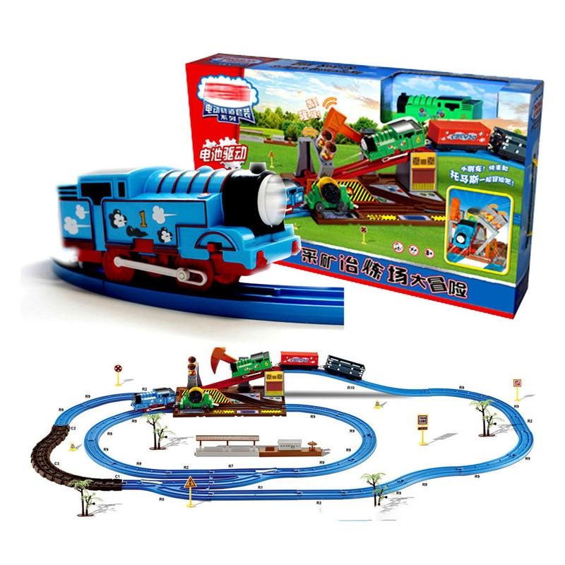 Train, For, Wheels, Adventure, Electric, Boy