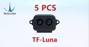 Image 2 - Модуль датчика диапазона TF Luna Benewake Lidar, 5 шт., одноточечный, для Arduino, Pixhawk, Дрон UART версии