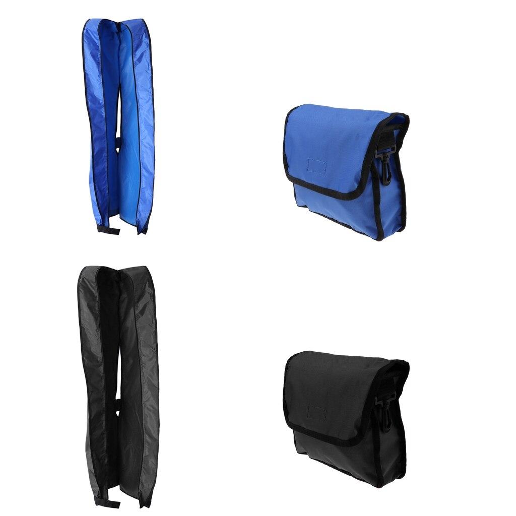 Waterproof Universal Golf Club Bag Travel Flight Rain Cover Protector Zipper Case & Storage Bag