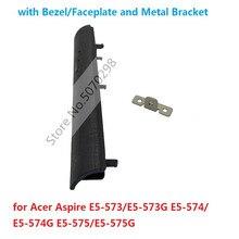 BIZARRE Lecteur Optique Lunette Incurvée Panneau Avant Couverture Plaque Support pour Acer Aspire E5-573 E5-573G E5-574 E5-574G E5-575 E5-575G