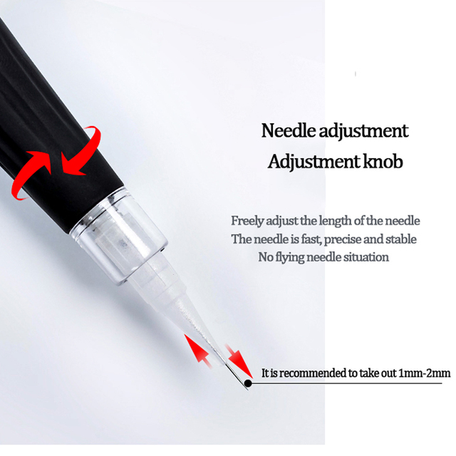 Permanent Makeup Machine Microblading eyebrow tattoo machine pen For Eyebrows Forever makeup Embroidery Cosmetics For Tattoos 5