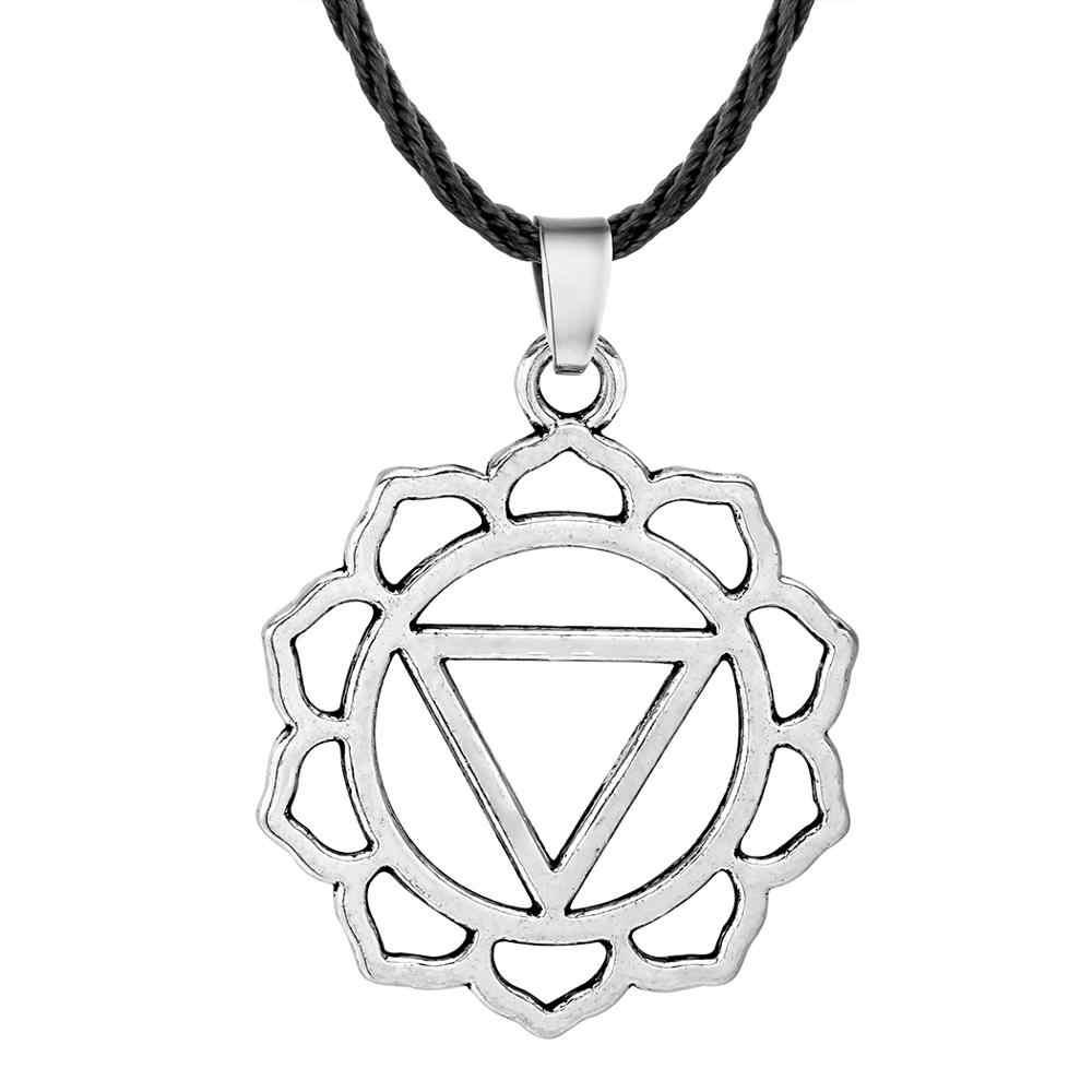 QIAMNI mężczyzn Viking wilk Cross topór gwiazda Amulet wisior naszyjnik słowiański Nordic pogańskich talizman biżuteria Punk akcesoria Chokers prezent