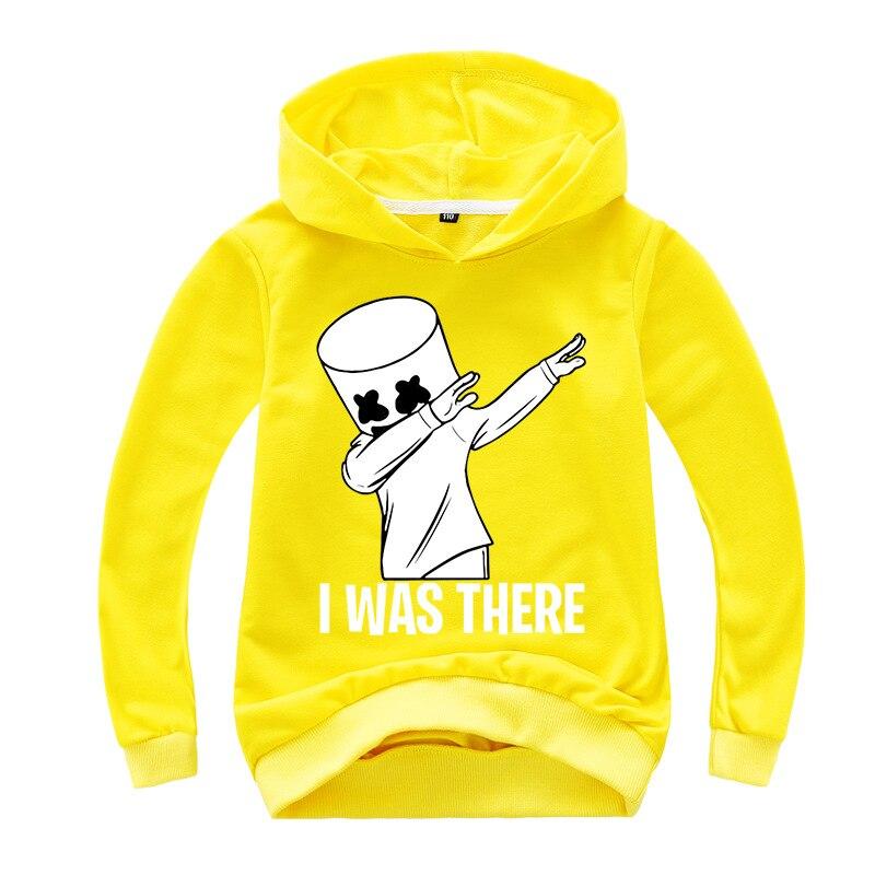 Black White Hoodies Human Child Print Cartoon Doll Hoodie Streetwear Hoodie Sweatshirt Boys And Girls Children's Clothes 6