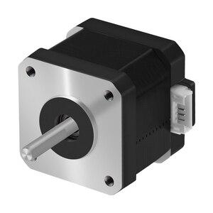 Image 3 - Nema17 Stepper Motor 0.9 Degree Higher precision 280 mN.m/57g.Cm 1.3A 17HS4401 4 Lead DIY CNC 3D Printer