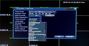 Image 5 - 5 МП/4 МП/2 МП/1 МП AHD камера Hi3520D XMeye Обнаружение лица аудио 5M N 8CH 8 каналов 6 в 1 Гибридный Wifi Onvif NVR TVI CVI AHD DVR