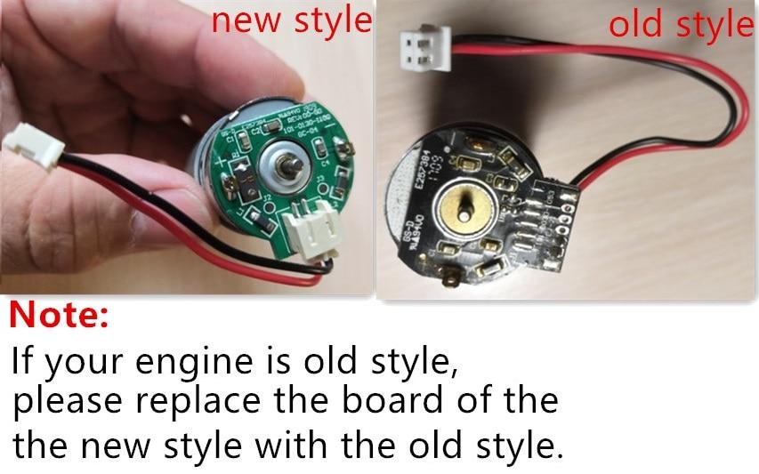 Staubsauger Kit für Ilife V7S pro Plus V7 Roller Bürste Motor Halter Deckel