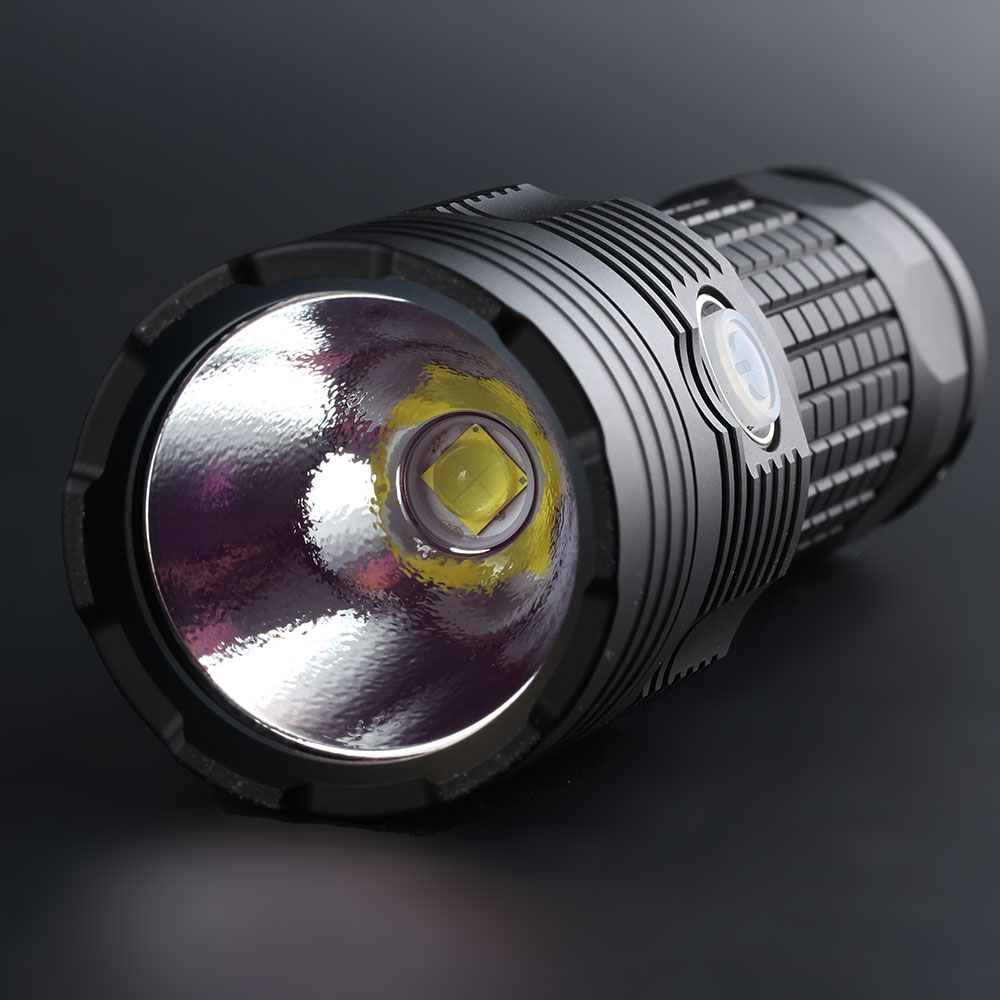 Details about  /LED Flashlight Convoy M3 with Cree xhp70.2 LED Lantern 26650 Flash Light 4300lm