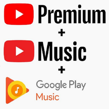 Youtube premium youtube música acesso fonctionne sur pc ios android smart tv supercharged tablet