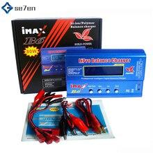цена на IMAX B6 80W 6A Battery Charger Lipo NiMh Li-ion Ni-Cd Digital RC IMAX B6 Lipro Balance Charger Discharger