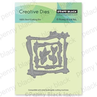 Metal Cutting Dies Twig Border Cut Die Mold Decoration Scrapbook Paper Craft Knife Mould Blade Punch Stencils Die