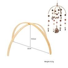 Crib Hanger Crafts Baby Toys Children-Holder Mobile Arm-Bracket DIY 1pc Frame for Rattle
