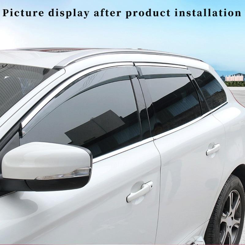 Купить для volkswagen golf 2009 2013 автомобильные оконные дефлекторы