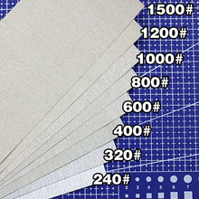 Gundam Military Model Grind Sandpaper 3pcs Polishing Tool Grinding Nozzle of Parts Sandpaper