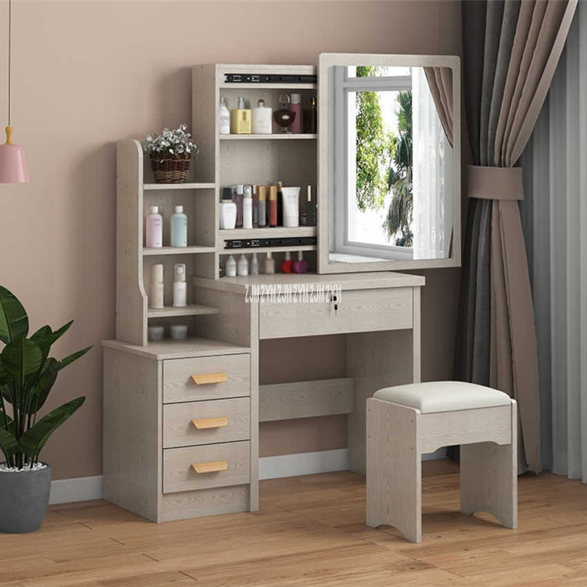 C918 C501 Simple Modern Dresser Household Bedroom Dressing Table
