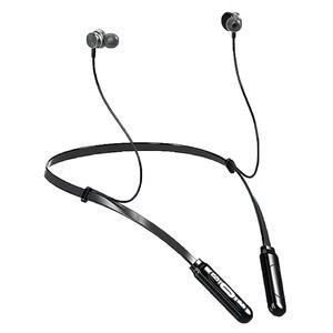 B19 универсальные беспроводные наушники Bluetooth V5.0 с шейным ободом 3D сабвуфер HIFI стерео магнитные наушники для телефонов Android Ios