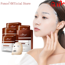 Fonce Six Peptides Anti Wrinkle Facial Mask 10Pcsซ่อมผิวAnti Aging Moisturizingยกกระชับหน้ากากฟื้นฟู