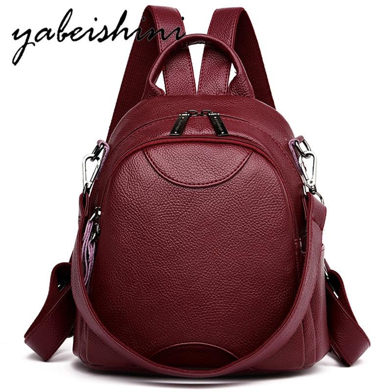 Mochila Feminina Women Backpack Women Luxury Travel Backpack High Quality Zaino Shoulder Bag School For Girls Preppy Sac A Dos