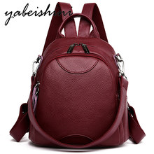 mochila feminina Women backpack women Lu