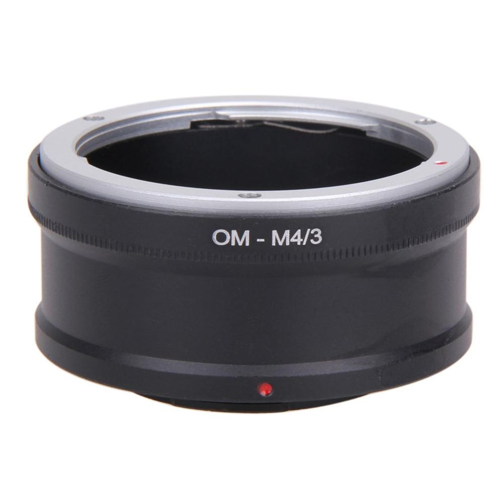 OM-M4 / 3 Lens Adapter Ring Om Lens MICRO 4/3 M43 Camera Body Reverse Lens Adapter Ring for Olympus image