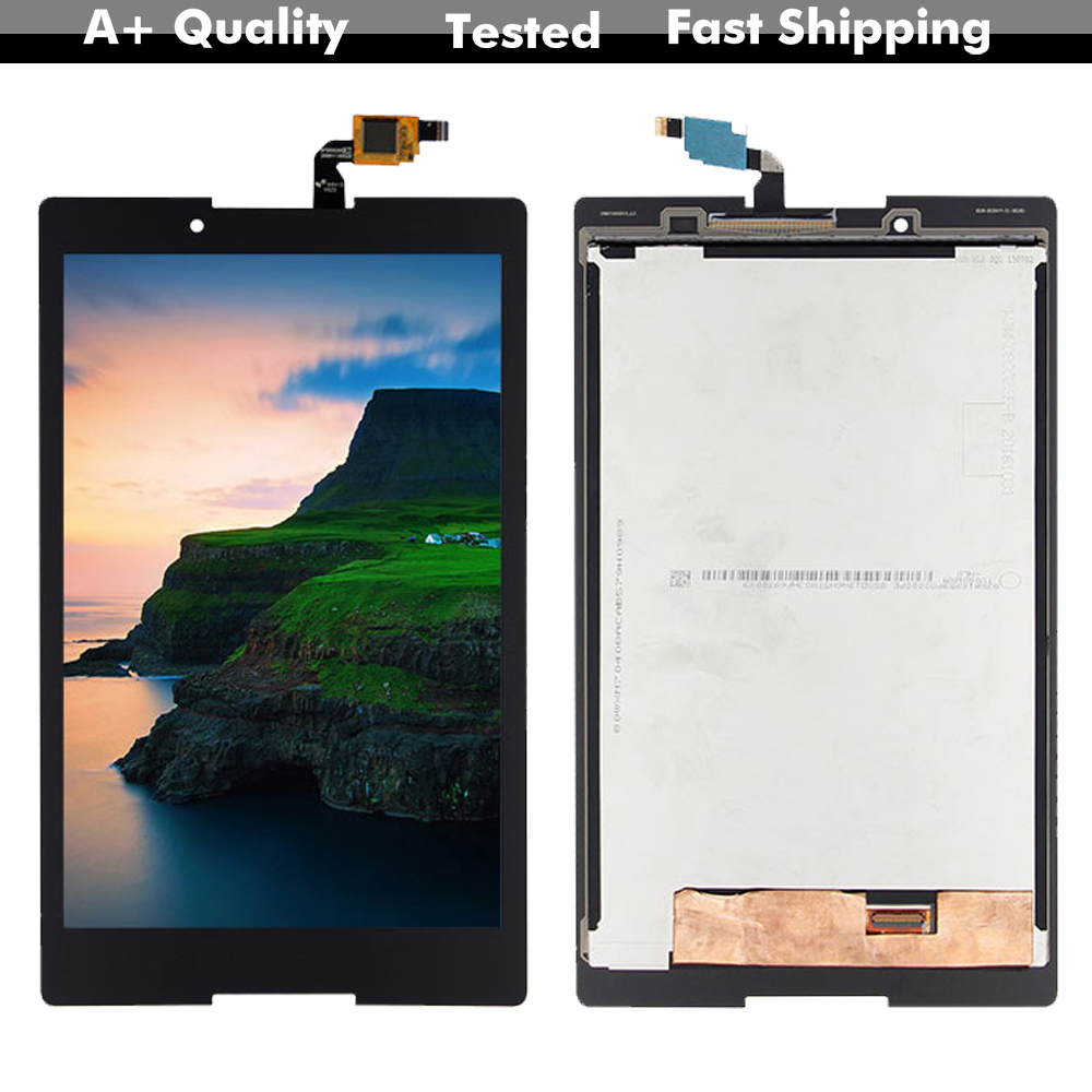 Lcd For Lenovo Tab3 850F Tab3-850M Tab <font><b>3</b></font> <font><b>850</b></font> 850f Tab3-<font><b>850</b></font> TB3-<font><b>850</b></font> TB3-850f LCD Display Digitizer Touch Screen Assembly + Tools image