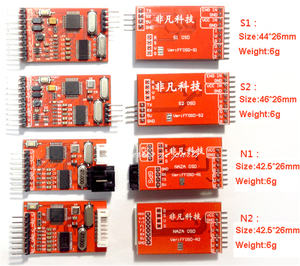 Image 4 - FPV S2 OSD Module Image Superposition with GPS for DJI Phantom 2 NAZA All Flight Control Controller